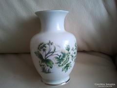 Hollóházi váza, hamutartó Annamarinak