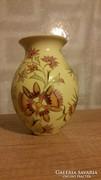 Különleges mintájú régi Zsolnay váza