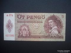 5 pengő 1939 027395