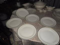 KPM ritka porcelán tányérok