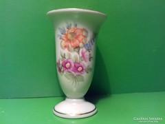 Herendi porcelán ibolyaváza mini váza