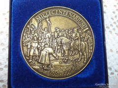 Millecentenárium (Honfoglalás), éremritkaság