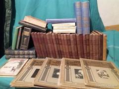Antik könyvek 150 db csak egyben
