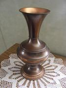 Dekoratív vörösréz váza
