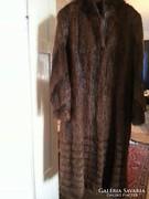 Alomszep Luxus nerc bunda kifogastalan allapotban