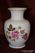 Hollóházi váza ( DBZ0065 )