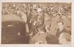 Sándor jugoszláv király temetése! 1934.