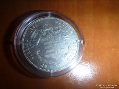 Ezüst 1 Forint 1869-ből! KB. veret!