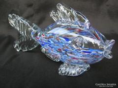 Üveg hal 20 cm szép állapotban