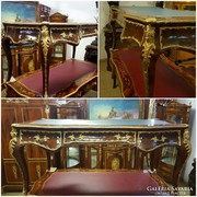 Empire íróasztal