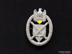 II.vh Német Birodalmi Wehrmacht lövész zsinor kitűző