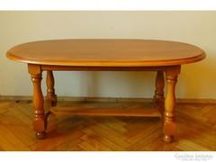 0A712 Ovális alakú stíl bútor dohányzóasztal