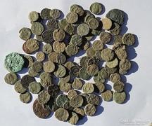 100db pucolatlan római érme