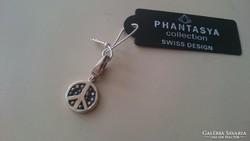 Ezüst charm. Phantasya collection Swiss design