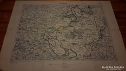 Kunszentmárton (5264) katonai térkép