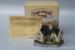 Miniatűr házikó