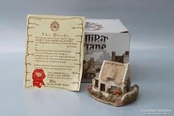 Miniatűr házikó Lilliput Lane sorozat