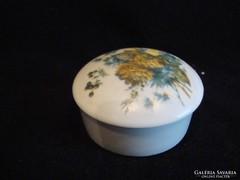Hollóházi porcelán doboz