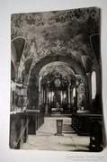 Sümeg Ferences Templom 1974!