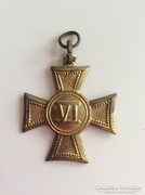 VI. Legénységi Szolgálati jel