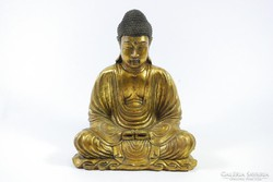 Délkelet Ázsiai meditáló buddha szobor