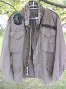 M65 U.S. Air force eredeti Amerikai katonai kabát