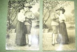 Klebak Tubika úrleánynak antik lapok