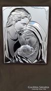 Ezüst gyönyörű kép 925-ös jelzett, Made in Italy