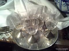 6db-os pohár készlet