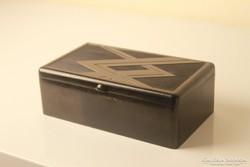 Art Deco bakelit doboz
