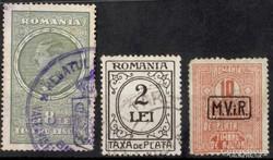 Román bélyegek