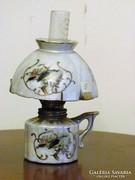 Porcelán petróleum lámpa