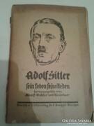 Antik Adolf Hitler Ujság?