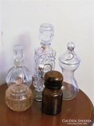 Különleges üvegek