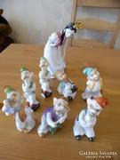 Herendi Hófehérke és a hét törpe