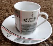 6 személyes kávéskészlet