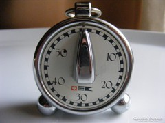 Retro svájci konyhai időmérő