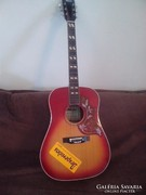 Hibatlan vintage ASCO koncert gitar