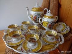 Oscar Schlegelmilch teás készlet