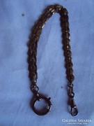 Antik Zseb óra lánc jelzett