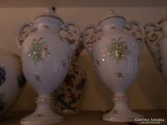 Drab ár ! Páros Herendi porcelán serlegváza.2.oszt