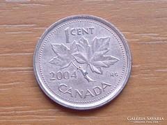 KANADA 1 CENT 2004
