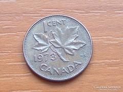KANADA 1 CENT 1973