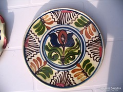 LEÁRAZVA! 16 cm-es Tófalvi korondi tányér.