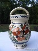 LEÁRAZVA! Korondi váza (?), ételes (?)