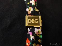 Dolce&Gabbana Time Flower Power Női karóra