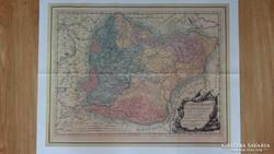 Térkép Másolat 1585