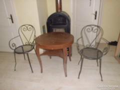 Antik kerek asztal eladó