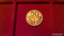 Portugália 50 cent 1970.