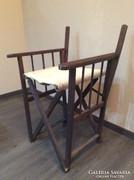 Antik rendezői szék